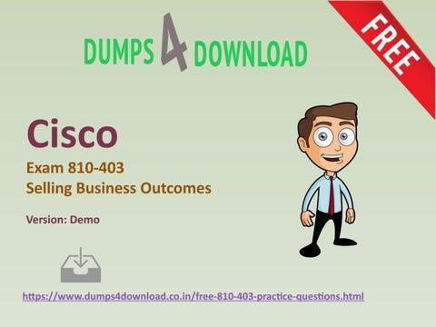Free 810 403 Exam