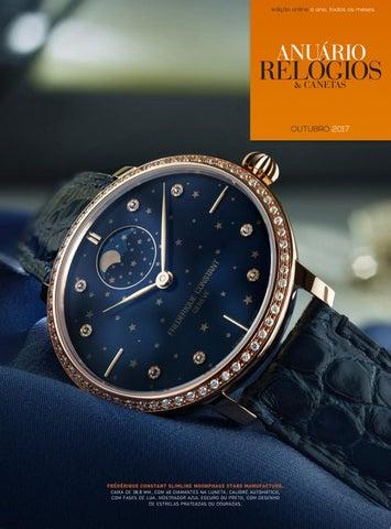 b10d6766011 Anuário Relógios   Canetas - Outubro 2017 by Anuário Relógios ...