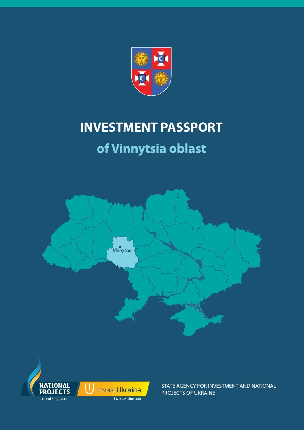 Medical institutions (hospitals) of Vinnitsa region: a selection of sites