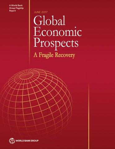 Global Economic Prospects, June 2017 on