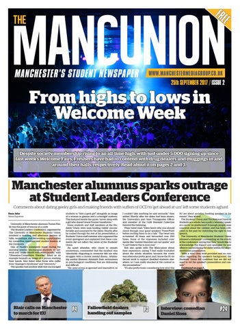 e0577d965ae Issue 2 by The Mancunion - issuu
