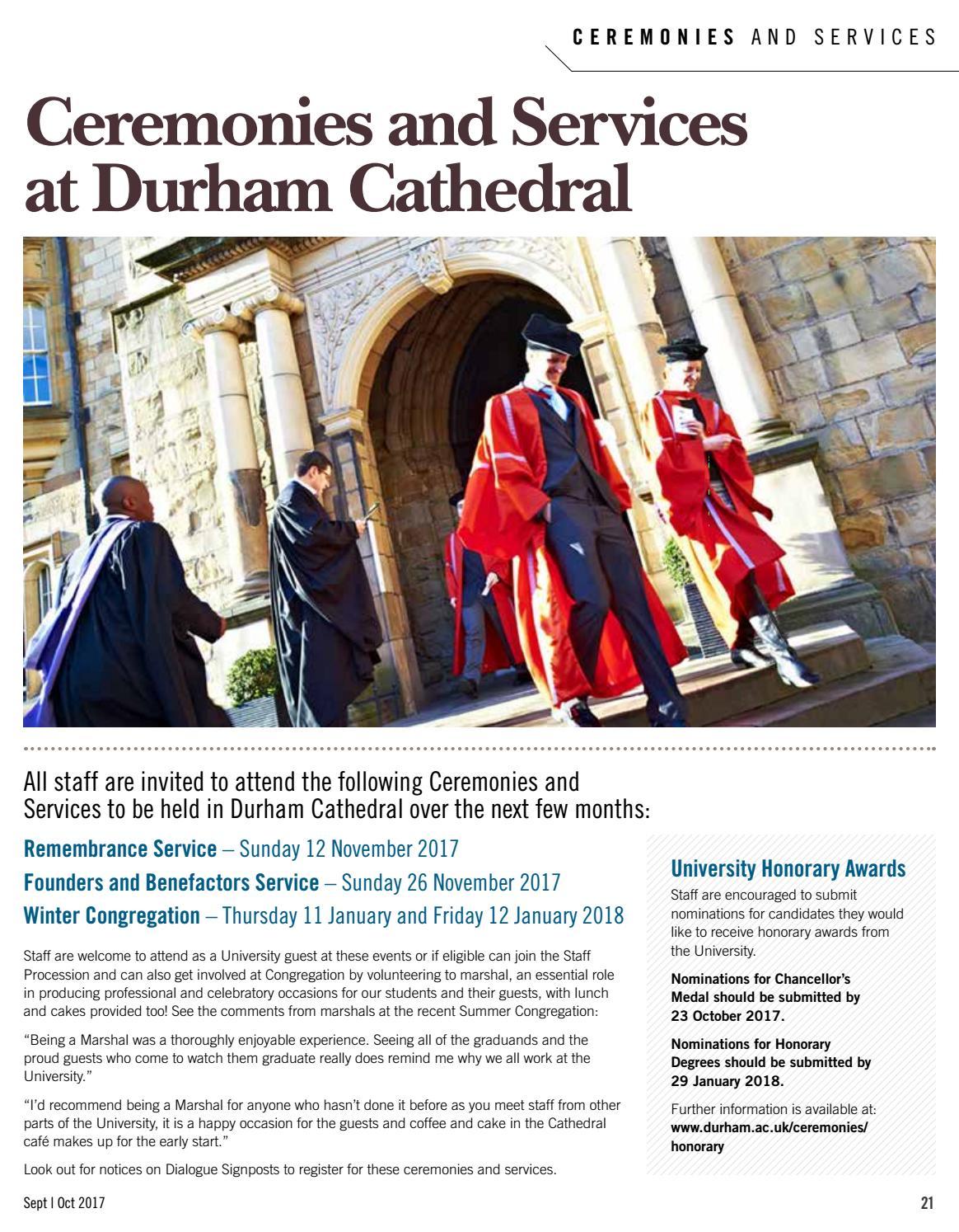 Dialogue 53 by Durham University - issuu