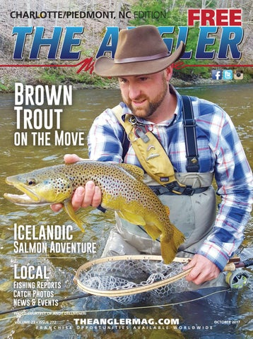 8d509c8760d The Angler Magazine - October   Charlotte by Coastal Angler Magazine ...