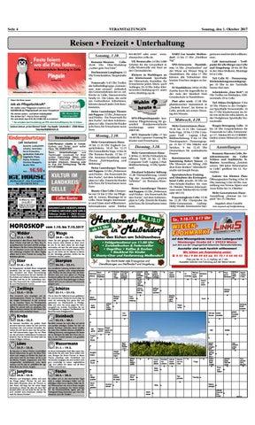Kw39 Celler Kurier Ausgabe Sonntag By Celler Kurier Issuu