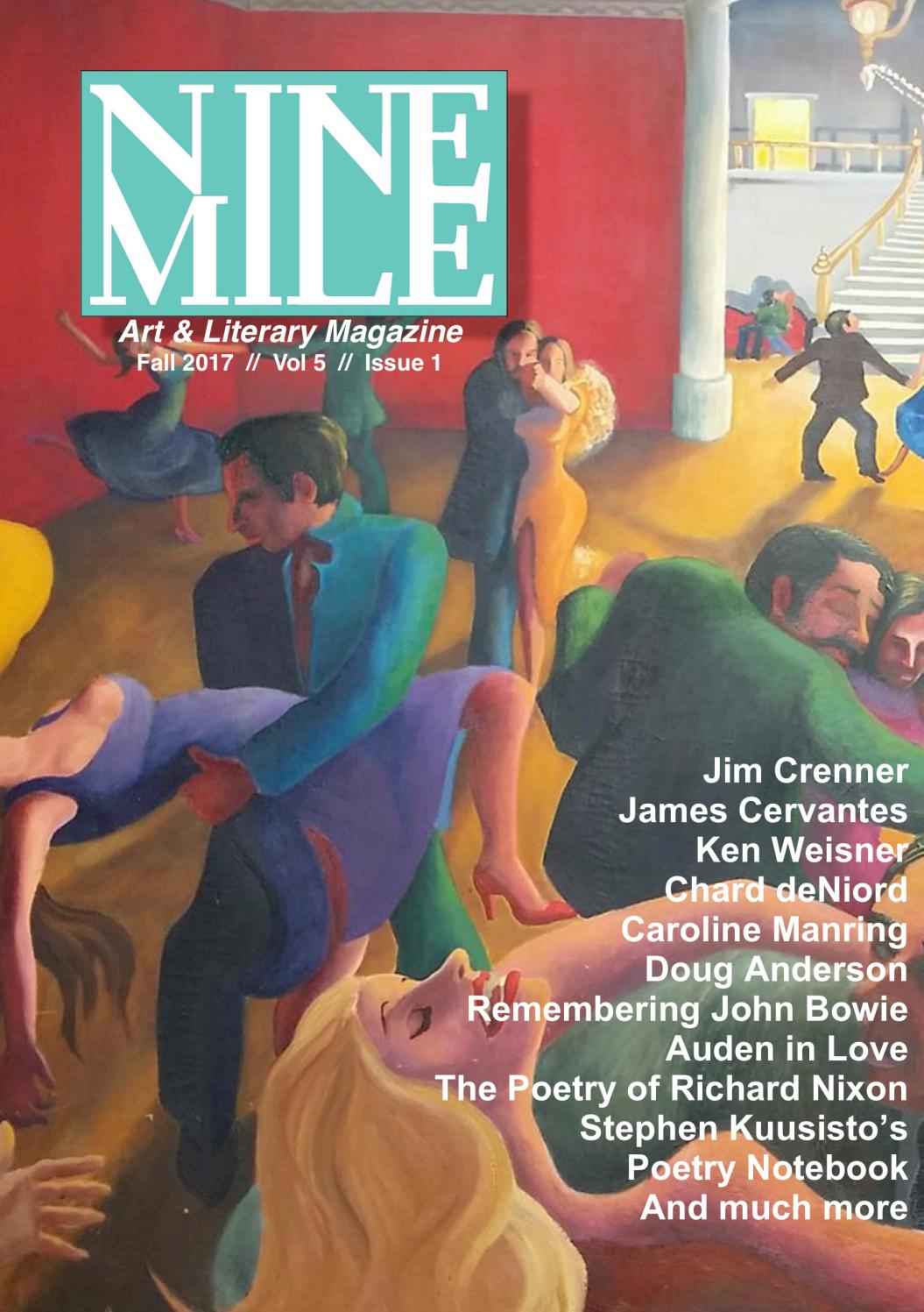 Nine Mile Magazine Fall 2017 by Bob Herz - issuu