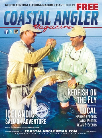 d7c0f18c7fd Coastal Angler Magazine - October   North Central Florida by Coastal ...
