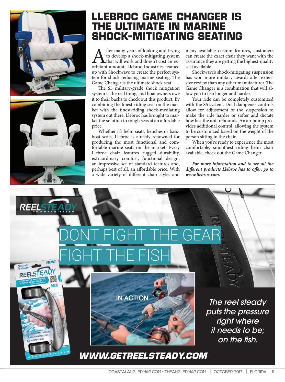 Coastal Angler Magazine - October / North Central Florida