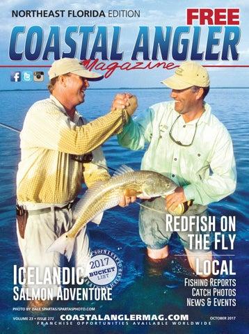 74552caa7e Coastal Angler Magazine - October   Northeast Forida by Coastal ...