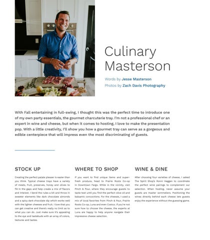 Page 14 of Culinary Masterson