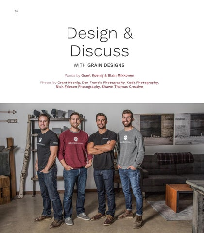 Page 20 of Design & Discuss with Grain Designs
