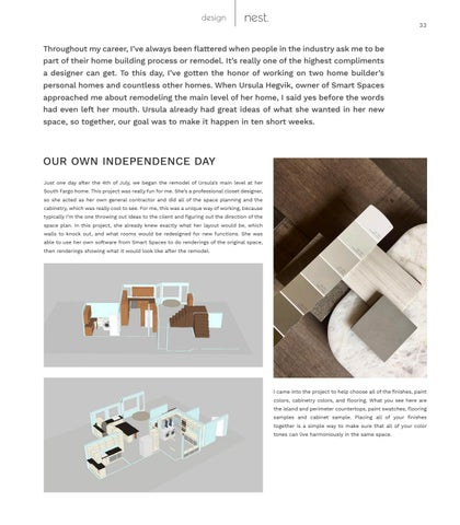 Page 33 of Smart Space + Transitional Redesign