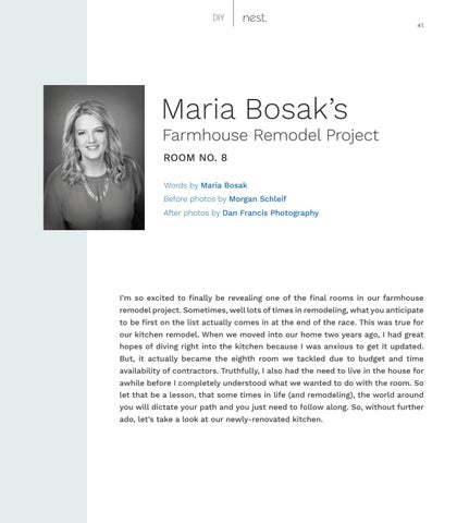 Page 41 of Maria Bosak's Farmhouse Remodel Project [Room No. 8]