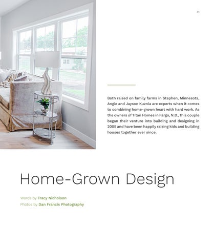 Page 71 of Home-Grown Design
