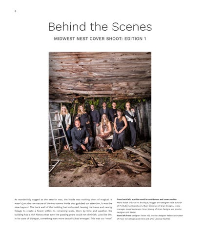 Page 8 of Behind the Scenes [Midwest Nest Cover Shoot]