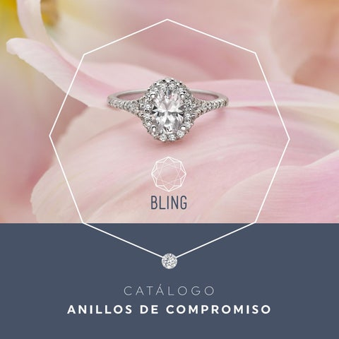 cd08d9fcc9a6 Catalogo Anillos de Compromiso by Joyeria Bling - issuu