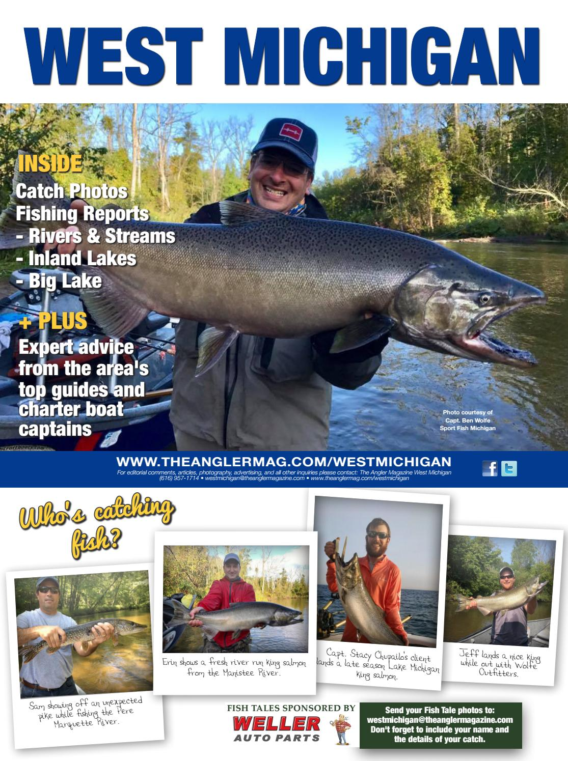 The Angler Magazine - October / West Michigan