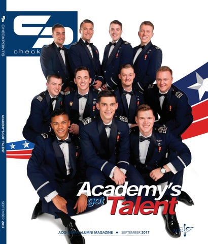 b9dbaaf539c Checkpoints - September 2017 (print edition) by USAFA Association of ...