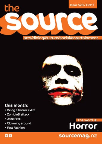 1c13f28c2d48b 520 october Horror issuu by The Source - issuu