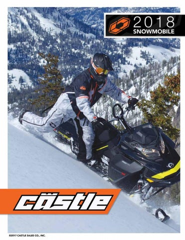 2018 Castle X Snow Catalog by Castle X - issuu e44ef511aa01