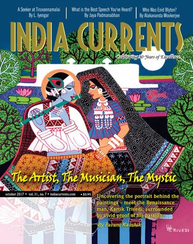 October 2017 Digital Edition By Nirupama Vaidhyanathan Issuu