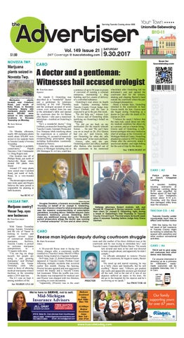 bed0a4cd8 Tca 9 30 17 all pages by Tuscola County Advertiser - issuu