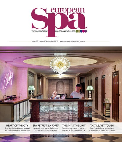European spa mag issue 59 by European Spa magazine - issuu