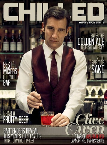Chilled Magazine - Volume 10 Issue 1 by Chilled Magazine - issuu