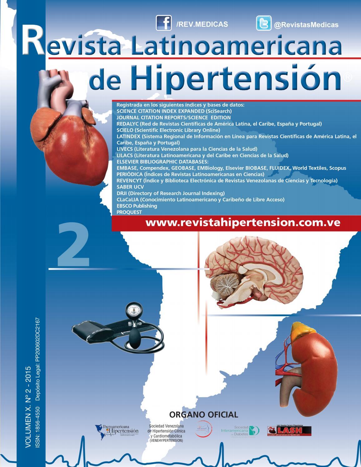 Jnc 9 pautas de hipertensión en el embarazo