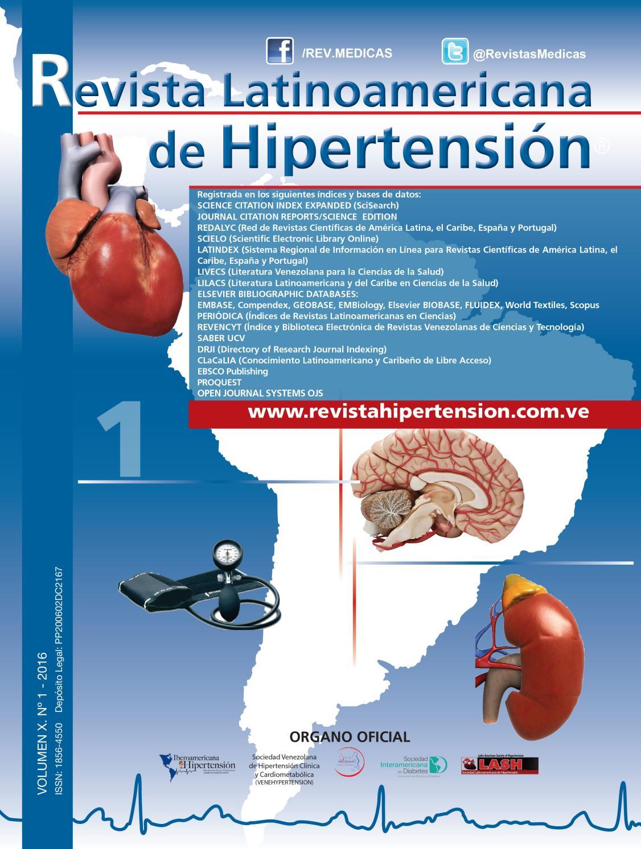 Aha pautas de hipertensión de revista