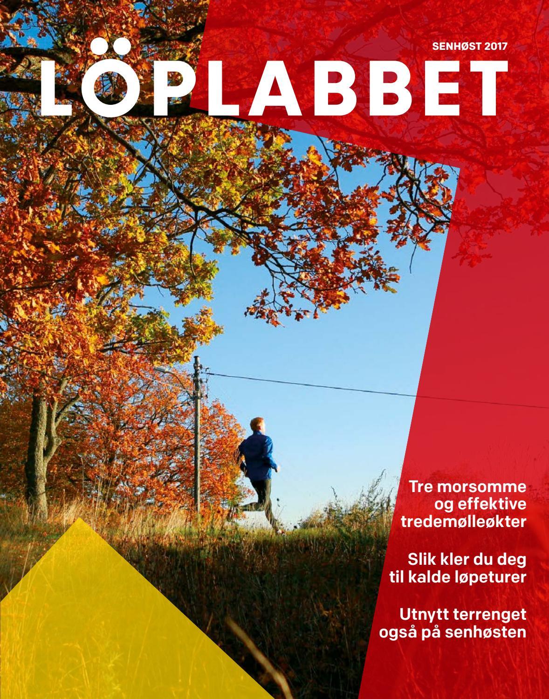 cb988dde Löplabbets senhøstkatalog 2017 by Löplabbet AS - issuu