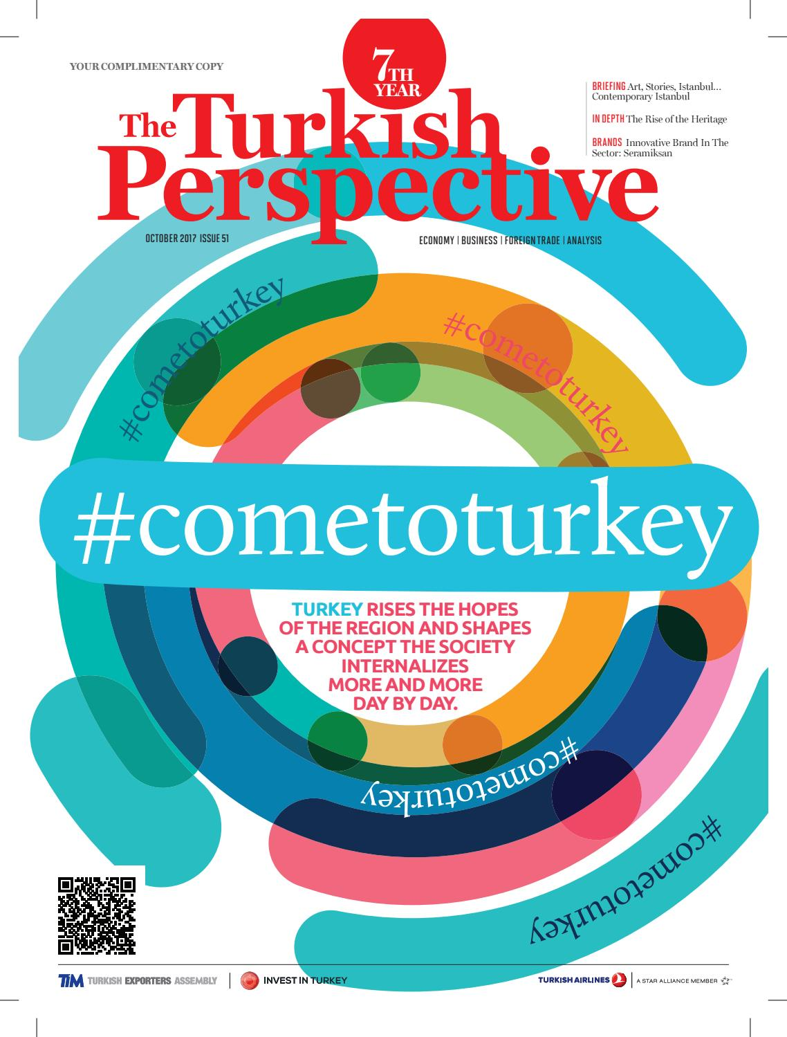TURKISH PERSPECTIVE 51 by Turkish Exporters Assembly - issuu