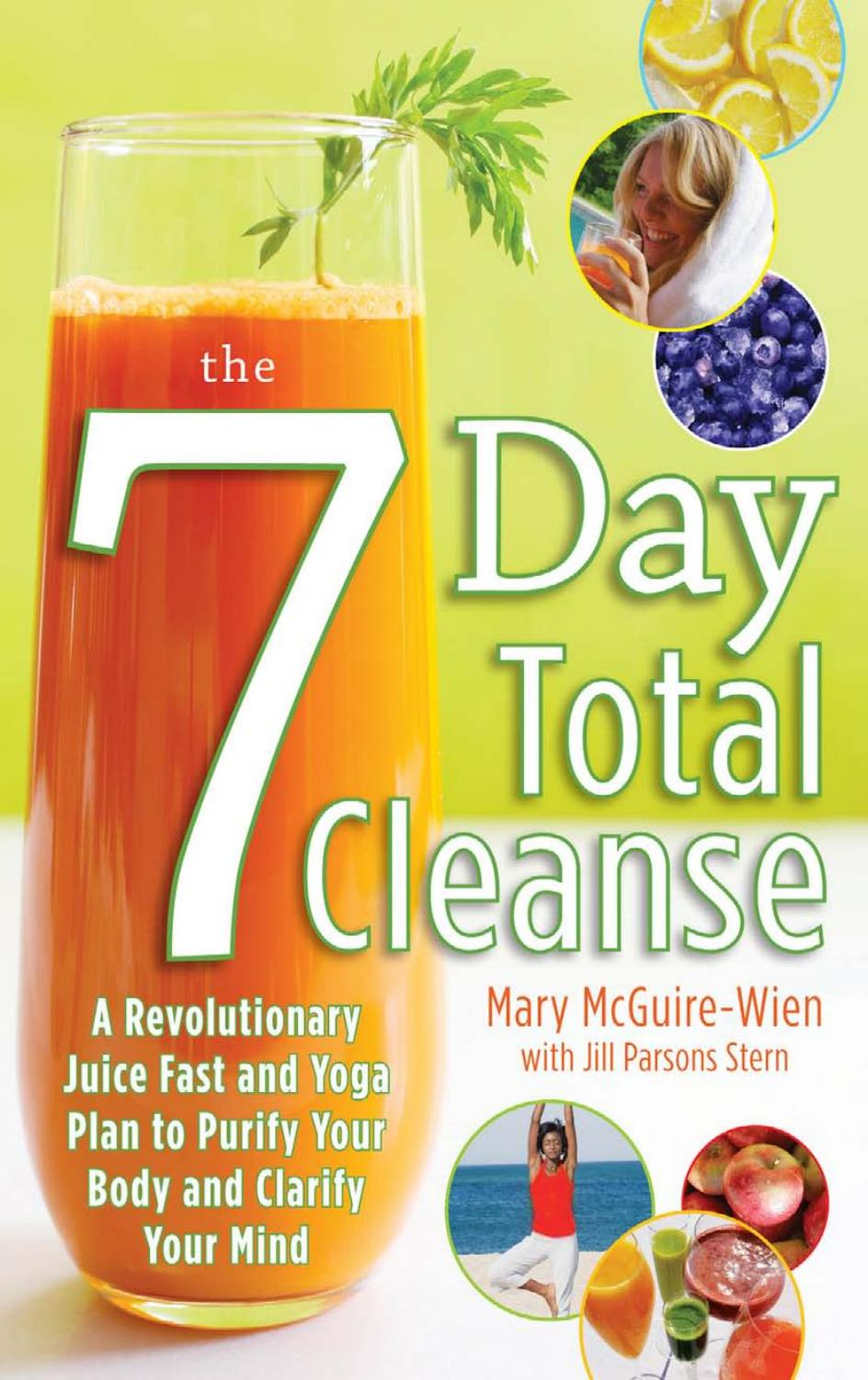 The 7 day total cleanse by Michelle Hsu issuu