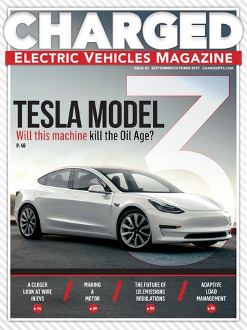 Page 1 3 Electric Vehicles Magazine