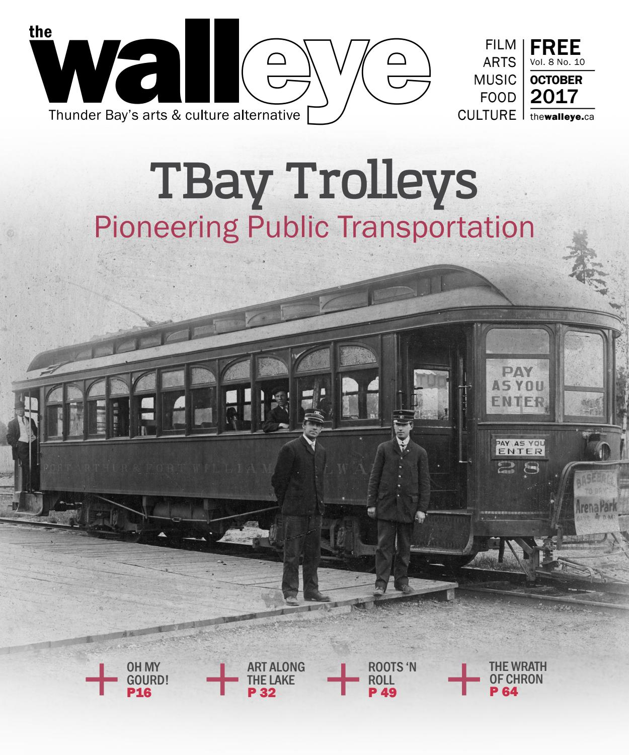 2211e489507 October 2017 by The Walleye Magazine - issuu