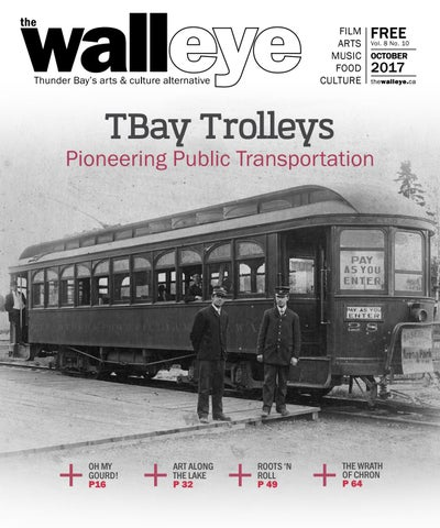 October 2017 By The Walleye Magazine Issuu
