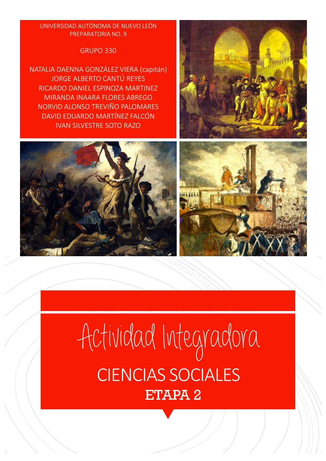 CienciasSociales-Actividad Integradora-Etapa2 by Daenna González ...