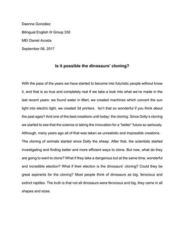 Essay About Health Page  Synthesis Essay Topic Ideas also Research Essay Thesis Persuasive Essay Bilingual English By Daenna Gonzlez  Issuu Topics For Synthesis Essay
