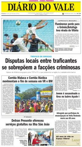 2743a61d73e15 8510 diario segunda feira 02 10 2017 by Diário do Vale - issuu