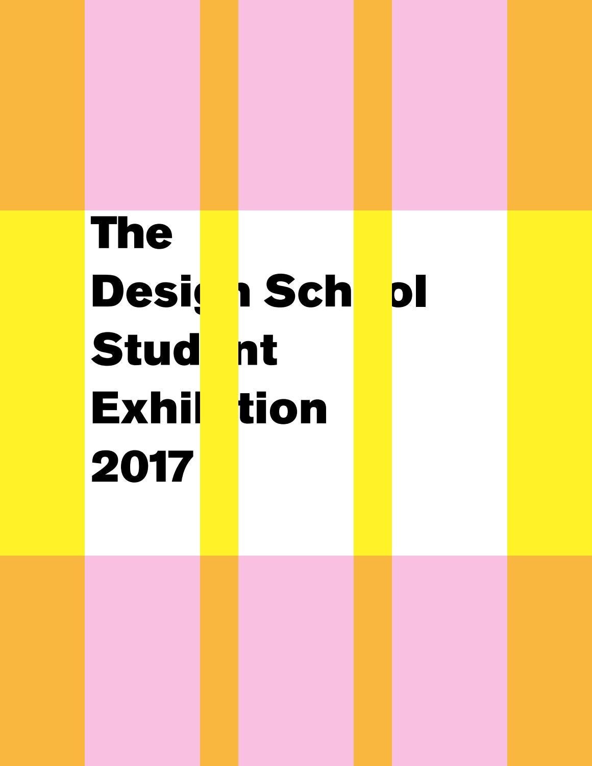 Student Exhibition Catalog 2017 By The Design School Asu Issuu Wave Rectifier Circuit Simulation Using Proteus Software Youtube