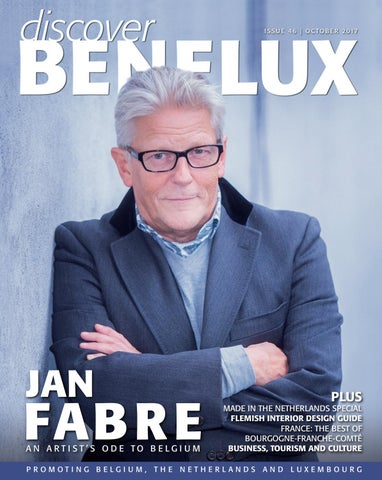 Discover Benelux Issue 46 October 2017 By Scan Group