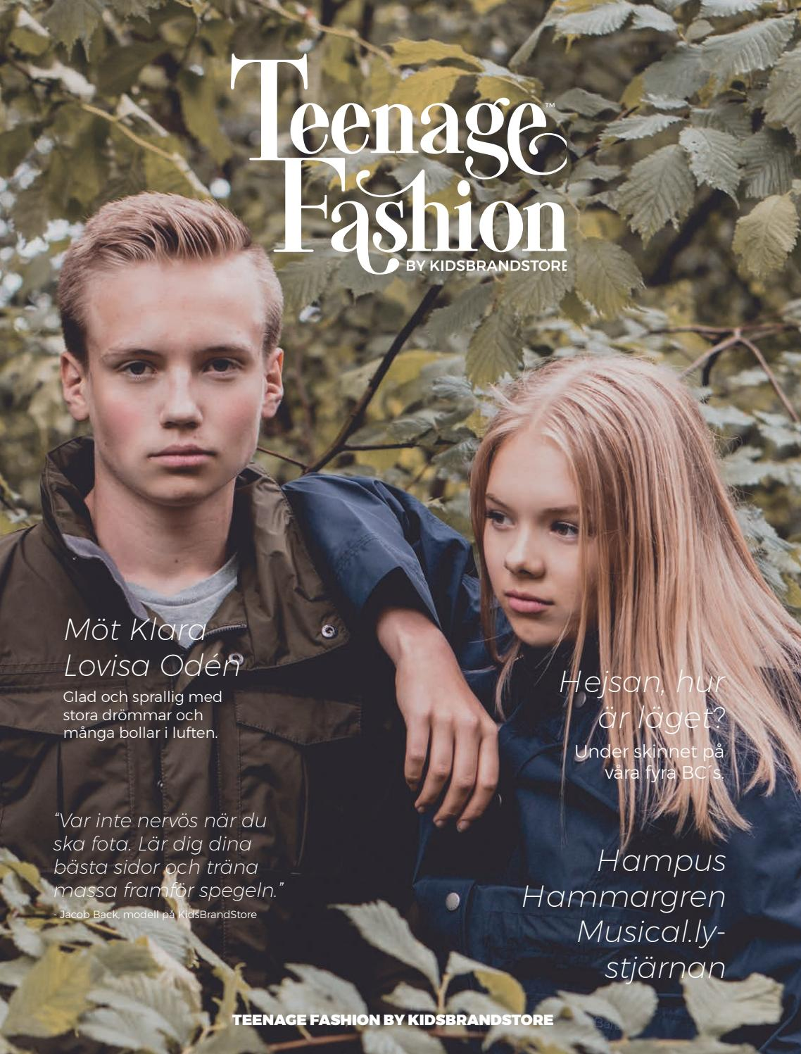 Teenage Fashion by KidsBrandStore by KidsBrandStore - issuu 197af7675dcc7