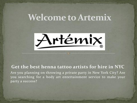 Henna Party Nyc : Kenzi henna exquisite body art bridal information