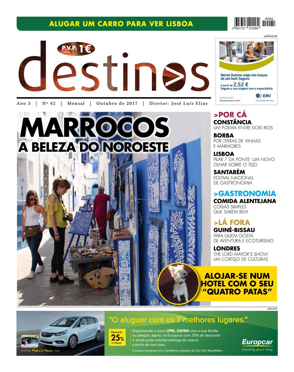 40ae620ee Jornal destinos de outubro 2017 by destinosdigital - issuu