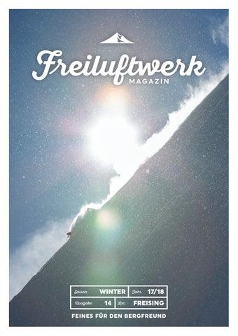 16c9facb9667cd Freiluftwerk magazin 1718 by FREILUFTWERK - issuu