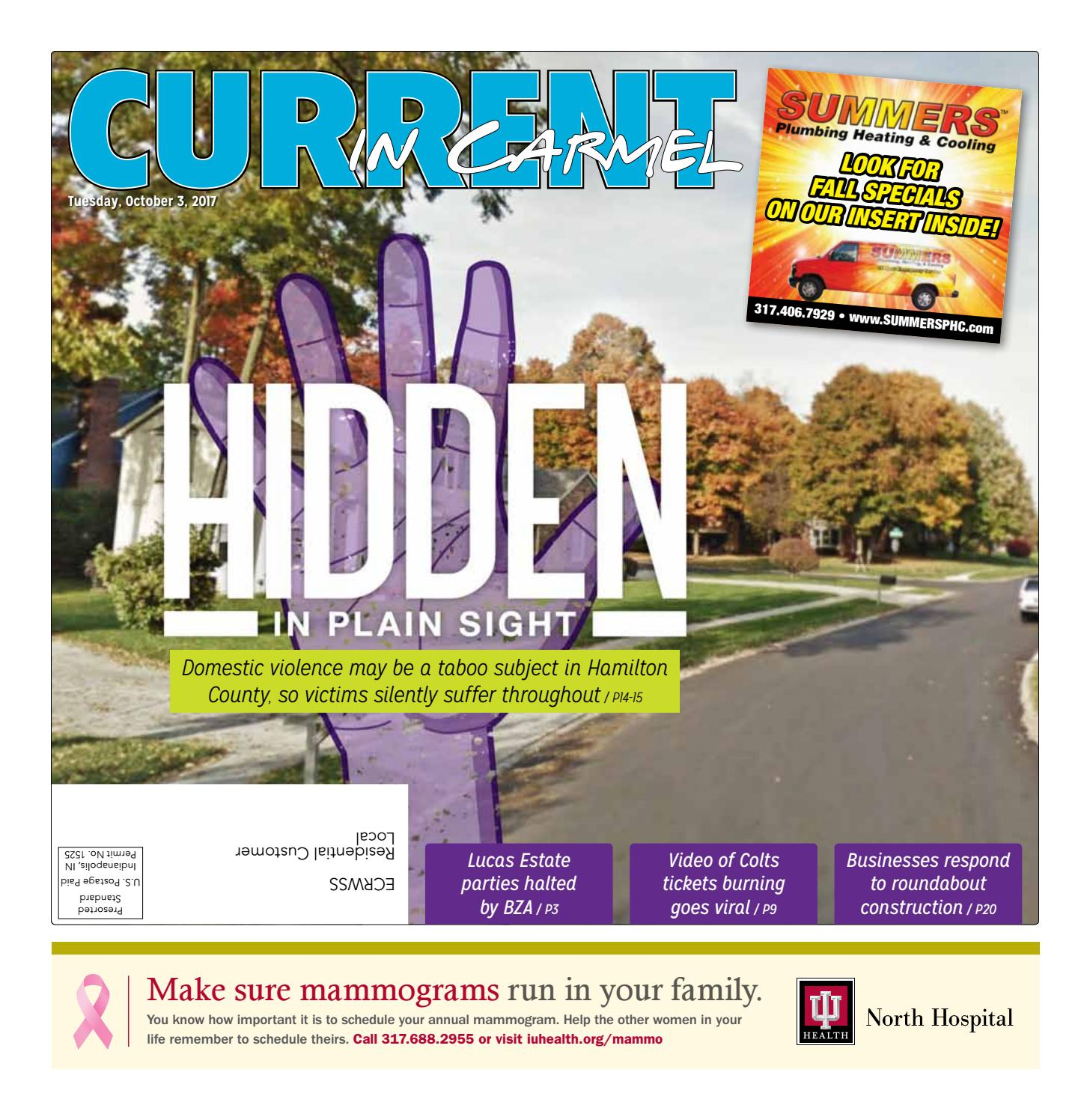 October 3, 2017 – Carmel by Current Publishing - issuu