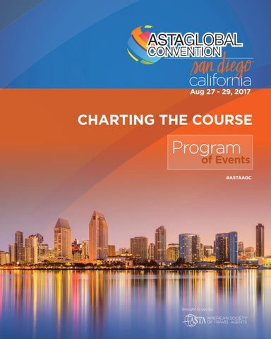 ASTA Global Convention 2017 Program of Events by ASTA - issuu