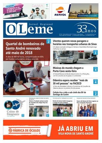 45e84d92d5e86 O Leme 697 by O Leme - issuu