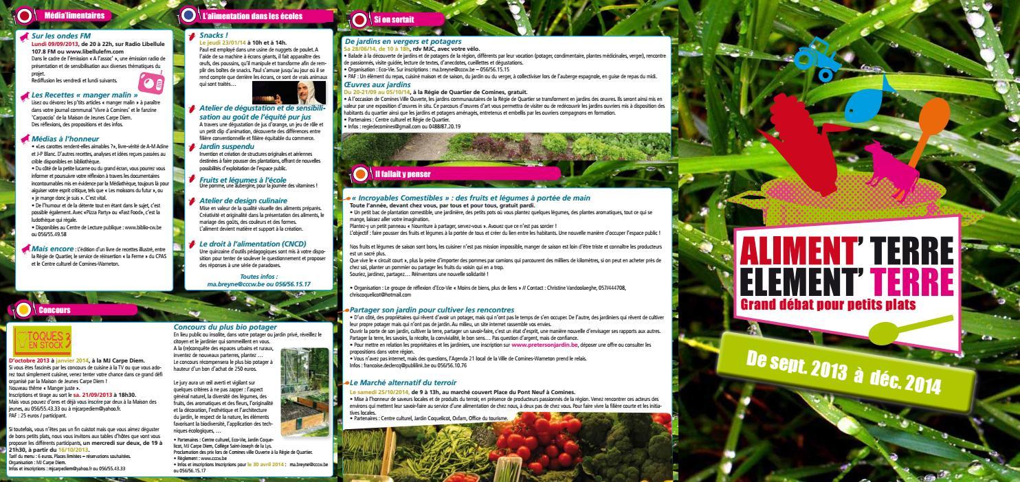 Le Jardin Potager En Janvier programmealimentationmailsimon soris - issuu