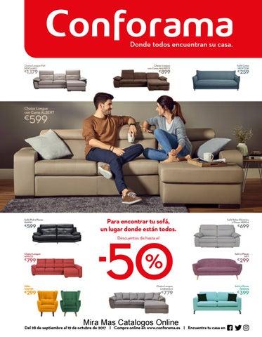 Especial sofas hasta 50% by CatalogosD.ES - issuu