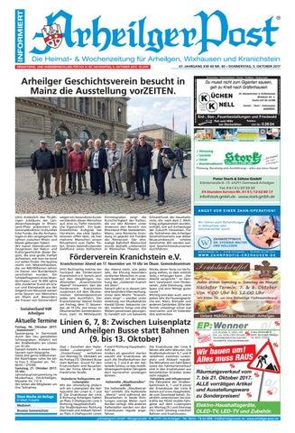 Arheilger Post KW40 by printdesign24gmbh issuu